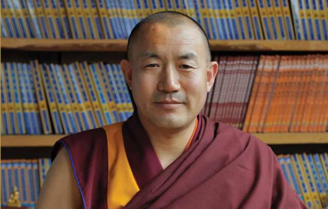 Khenpo Tsultrim Lodro
