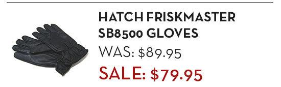 Hatch Friskmaster SB8500