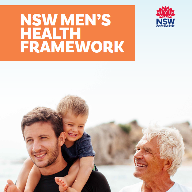 NSW Men's Health Framework