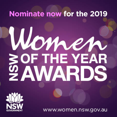 NSW Women of the Year Awards