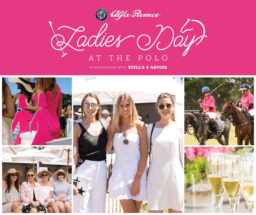 Tickets are selling fast for the 2019 Ladies Day at the Polo on Saturday 23 February!