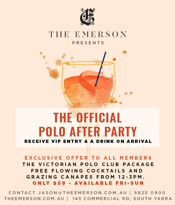 The Official Polo After Party at The Emerson