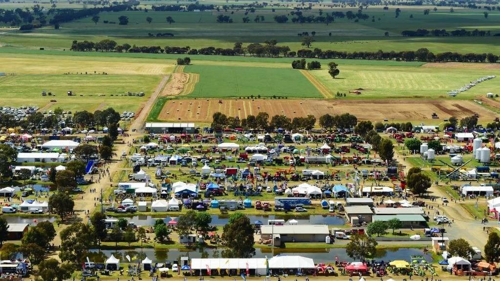 Dowerin Field Days - Book now