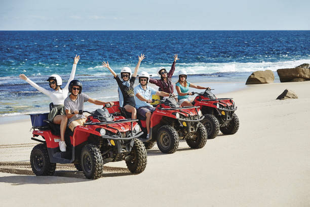 Shark Bay Quad Bike Tours