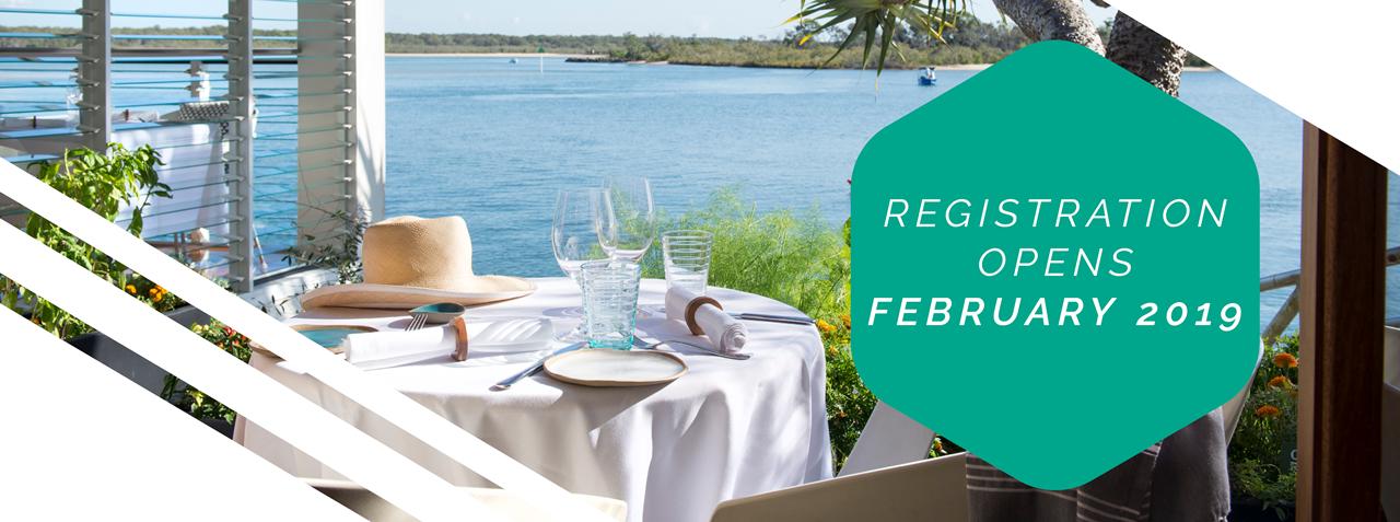 Registration opens February 2019
