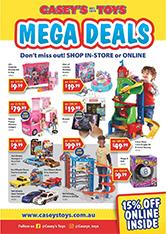 Catalogue 1: Casey's Toys