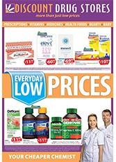 Catalogue 2: Discount Drug Stores