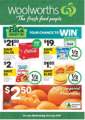 Catalogue 9: Woolworths