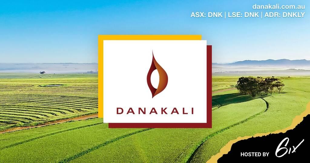Danakali; Create, Nurture, Grow