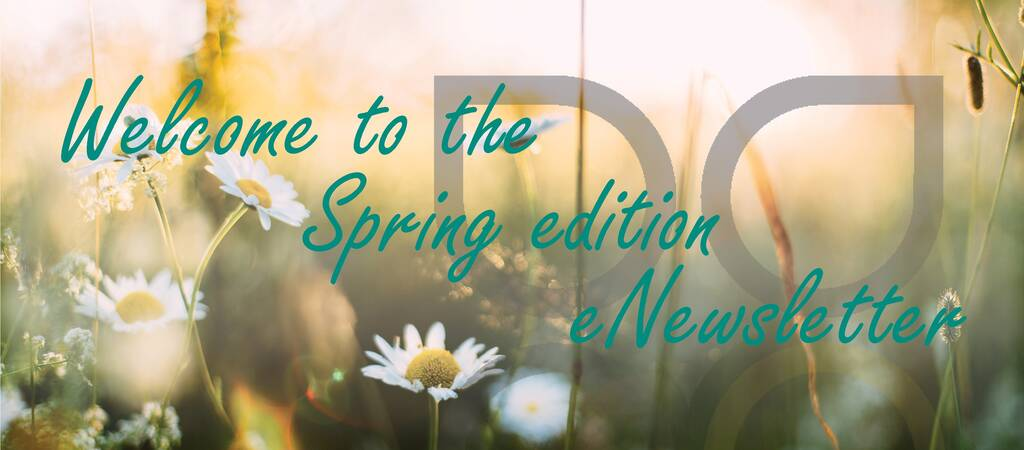spring edition newsletter working from home