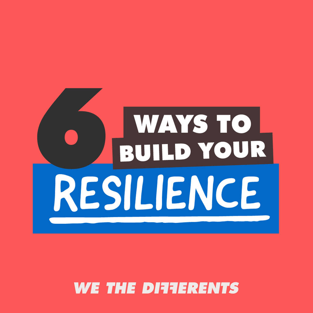 We the Differents image for your school's newsletter, website and social media