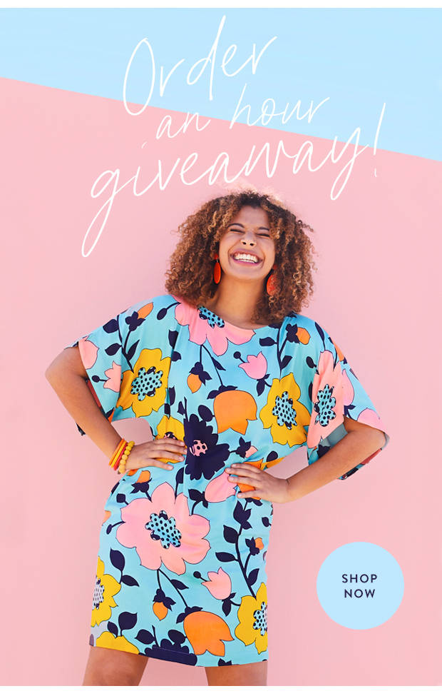 Order An Hour Giveaway