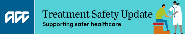 Treatment Safety @ACC